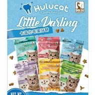 【Hulucat】卡滋化毛潔牙餅 60g(6包組)