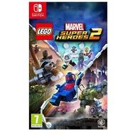 【特價優惠】 Nintendo Switch LEGO 樂高漫威超級英雄2 中文版全新品【台中星光電玩】