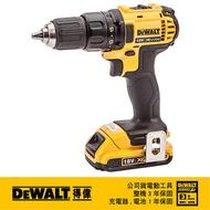 美國 得偉 DEWALT 18V 鋰電電鑽調扭起子機 DCD780D2
