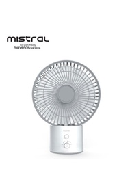 Mimica by Mistral No.X Typhoon 8 Rechargeable USB Fan (MRF600)