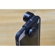 olloclip 超廣角鏡頭 適用iPhone 6 / 6S 6SPLUS, 魚眼 視角 手機鏡頭 近全新 簡易包裝