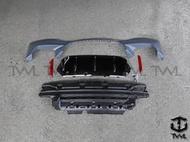 《※台灣之光※》全新寶馬BMW G30 G31 M5大五5系列M5款原廠後保桿專用OEM後中巴後下巴素材 520 530