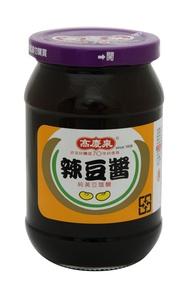 高慶泉 辣豆醬450g