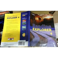 Reading Explorer 4 with Student(附範例光碟)| ISBN:9781424029396