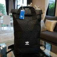 Adidas 3D Roll Top Backpack กระเป๋าเป้สะพายหลัง เปิดปิดแบบ Roll Top ของแท้100%