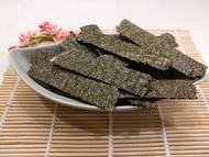 【東港漁霸】海苔脆片 --- 100克(包) 海苔脆片  / 休閒食品 / 零嘴