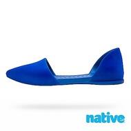 native AUDREY VELVET 女鞋-絨霧藍