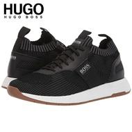 Hugo老闆Hugo Boss Titanium Running Sneakers運動鞋鞋編織物 e-ShopSmart