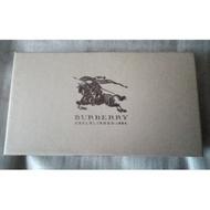 BURBERRY紙盒-6成新