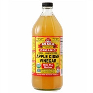 [統一生機] Bragg有機蘋果醋 946ml