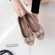 รองเท้าคัชชูเพื่อสุขภาพ รองเท้านิ่มใส่สบาย รองเท้าผู้หญิง