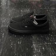 VANS ERA BLACK / BLACK 黑色 全黑 帆布 基本款 經典款 滑板鞋 VN000QFKBKA