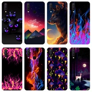 Vivo Y17 Case Silicone TPU Back Cover Vivo Y17 VivoY17 Animated Cartoon Soft Phone Casing
