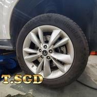 09~Luxgen U7 T.SGD 安全煞車 前輪組 冰冰運動碟盤 陶瓷運動 紫版來令片 煞車皮