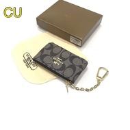 กระเป๋าสตางค์coach ขนาด 6 นิ้ว แถมฟรีถุงผ้า+กล่อง