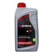 【易油網】ARDECA SYNTH-XL 5W40 全合成機油 C3 汽柴共用