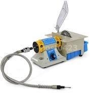 東潤220V第2代多功能台磨機玉石切割機3吋打磨機 拋光機 木工台鋸