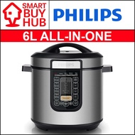 PHILIPS HD2137 6L ALL-IN-ONE COOKER