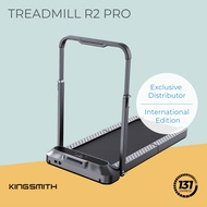 Xiaomi Kingsmith WalkingPad Foldable Treadmill R2 Pro [+ International Edition, Exclusive Distribution, Brushless Motor, CE Certified, Running, Walking, 1.25hp, 12km/h, Low Noise, 110kg Load Capacity, LED Display, APP Control, Remote Control, Home Gym ]