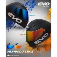EVO IRIDIUM LENS FOR GSX3000 AND GT PRO