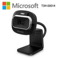【Microsoft 微軟】 LifeCam HD-3000 網路攝影機V2 T3H-00014