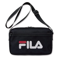 日本雜誌附錄 FILA 斜背包 男女可背 單肩包 側背包 斜跨包 運動包   B80705
