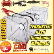 Crab Lobster Net Trap Automatic 2 Hole Cheap Crab Trap
