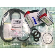 豐田 TERCEL 1.3 1.5 引擎保養組 時規皮帶 正時皮帶 內皮帶 時規惰輪 墮輪 大保養組