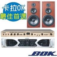 MA-300+MX-650DSP+M-3001經典卡拉OK劇院組