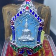 百萬坤平 純銀面天使藍 特製殼還會送美美鋼鍊