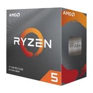 AMD  R5-3600 3.6/4.2G 6核12緒(無內顯)7奈米