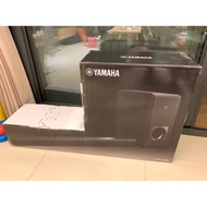 Yamaha soundbar yas209 公司貨
