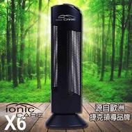 Ionic-care X6 防霧霾免濾網空氣淨化機 - 黑色