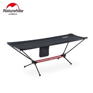 Naturehike Camping Tent Hammock Bed Portable Folding Hammock Single Lunch Break Bed Aluminum Alloy Bracket Stable Office Bed