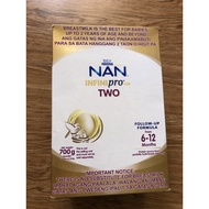 NAN INFINIPRO HW TWO for 6-12 months (check variation)