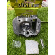 ARATA Racing Block EX5 High Power /Ex5 Dream / Ex5 Class-1 / Wave125 /Kriss110/ (53mm/54mm/55mm/56mm/57mm/58mm/59mm/60mm