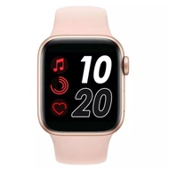 2020 Top Smart watch Series X7 Changable Apple Watch Strap with 44mm Full Screen Touch Answer Call Heart Rate Monitor Blood Pressure Fitness Watch Smart Watch for kids men women Compatible with Samsung Huawei Xiaomi Apple Android Phone