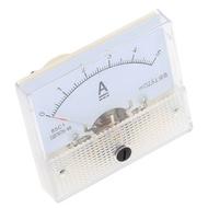 Miracle Shining 85C1 DC 0-5A Analog Amp Testing Meter Ammeter Current Panel Gauge Tool