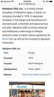 HELLO KITTY VS TOKIDOKI SLING BAG USA