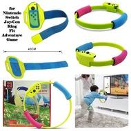 迷你版 適用於任天堂Switch遊戲健身環 大冒險Ring Fit體感運動瑜伽健身腿帶
