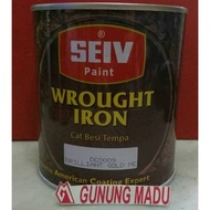 Seiv Gold Brilliant Gold Wrought Iron Paint8