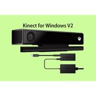 [二手--轉讓]【Microsoft 微軟】Xbox One Kinect v2感應器視訊攝影鏡頭 +轉接器適配器