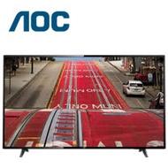 【促銷】送安裝 美國AOC (LE65U6080) 65型 4K UHD 聯網 液晶顯示器+視訊盒