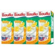แอนลีน โบนซ์แอคทีฟ นมเปรี้ยวยูเอชที รสส้ม 18มล x 4 กล่อง