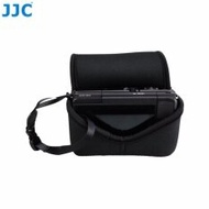JJC Ultra Light Neoprene Mirrorless Camera Pouch Camera Case  เคสกล้อง for CANON EOS M M2 M3 M6 M10 M100 +22mm Lens, Canon PowerShot SX400IS SX410IS SX420IS SX500IS SX510IS, Nikon 1 J1 J2 J3 J4 J5+10-30mm or 11-27.5mm Lens --Small (up to 111 x 69 x 87mm)