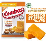 Combos Cheddar Cheese Stuffed Snack Party Size Caca OShoppe