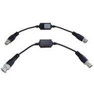 [南興影音器材] SP-011-SB,SP-011-SF Video 突波保護器 (BNC接頭/F接頭) (適用監控系統/保護設備/雷擊保護)