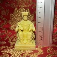 《海神 媽祖 天上聖母》模型廟會 公仔 神像