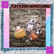 I Told Sunset About You Plushie Inspired Bundle