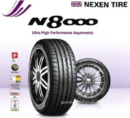 【車輪屋】尼克森 NEXEN N8000 245/40-18 $4000 含裝 百世霸定位 平衡氮氣